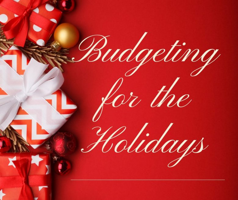 Budget Tips for the Holidays